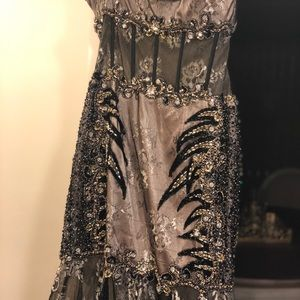 Jovani Dresses - Alyce Claudine Couture Gown